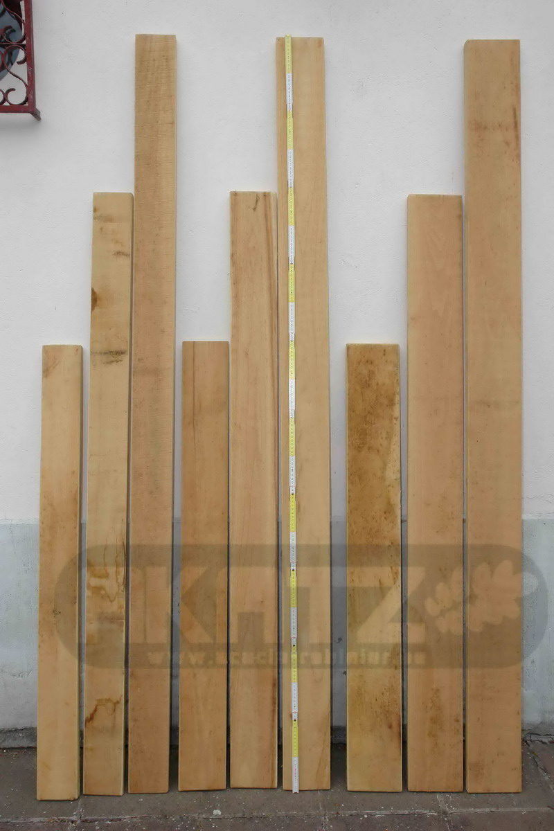 planche de terrasse en robinier