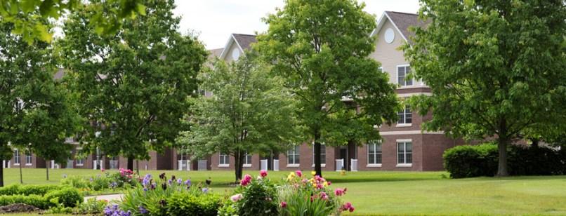 acacia village campus in the Oneida, NY region