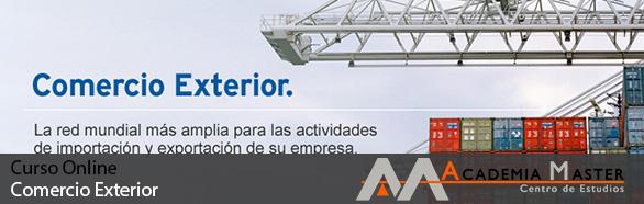 Curso Online Comercio Exterior Academia Master Informatica Marbella-Malaga