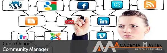 Curso Online Community Manager Academia Master Informatica Marbella-Malaga