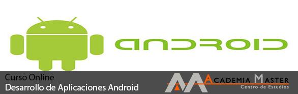 Curso Online Desarrollo de Aplicaciones Android Academia Master Informatica Marbella-Malaga