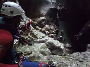 Canyoning Andalucia Las Buitreras