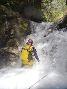 Canyoning Andalucia Sima del Diablo