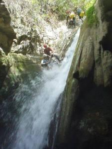 Canyoning Sima del Diablo