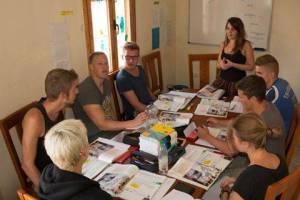 Actividad divertida para la clase ELE: juego del psicólogo