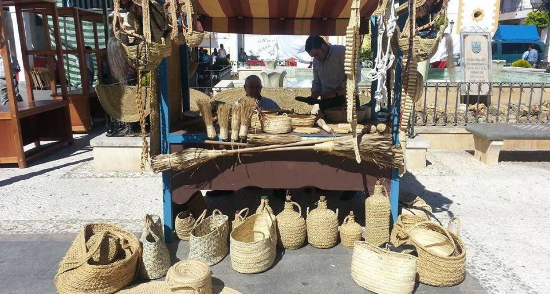 Mercado Artesanal Prado del Rey Sierra de Cádiz