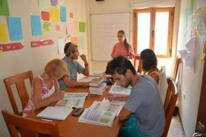 Spanish super intensiv course in Andalusia for all levels.