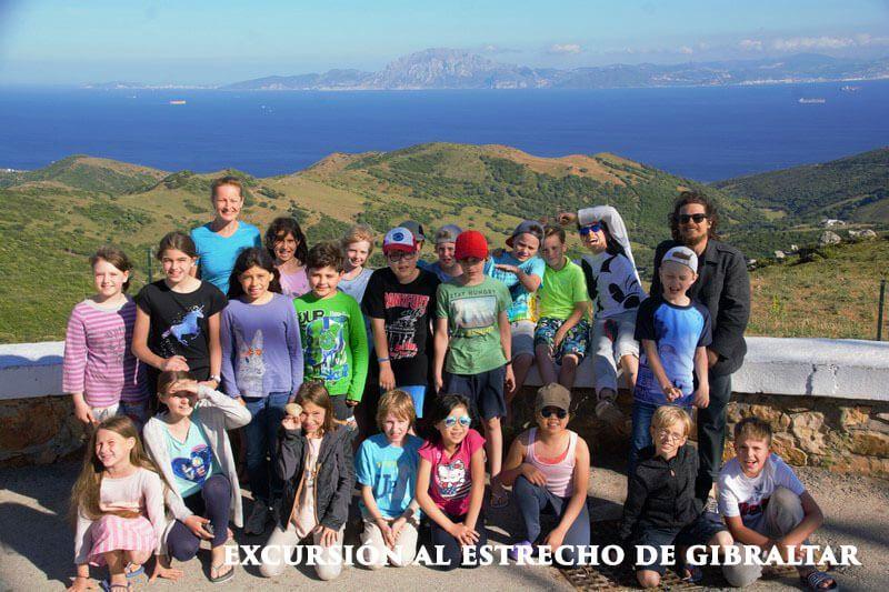 Excursión al Estrecho de Gibraltar