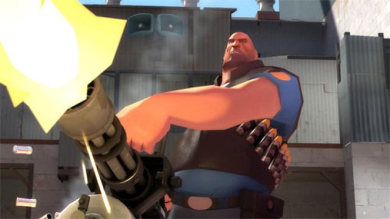 Impresionantes animaciones con los personajes de Team Fortress