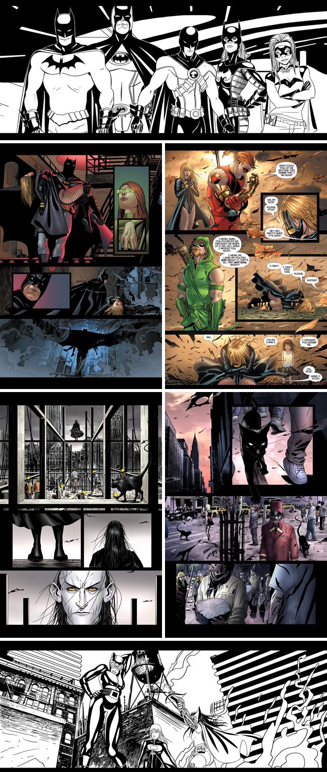 Iñaki Miranda Academia C10 Cursos Comic Super heroes 2