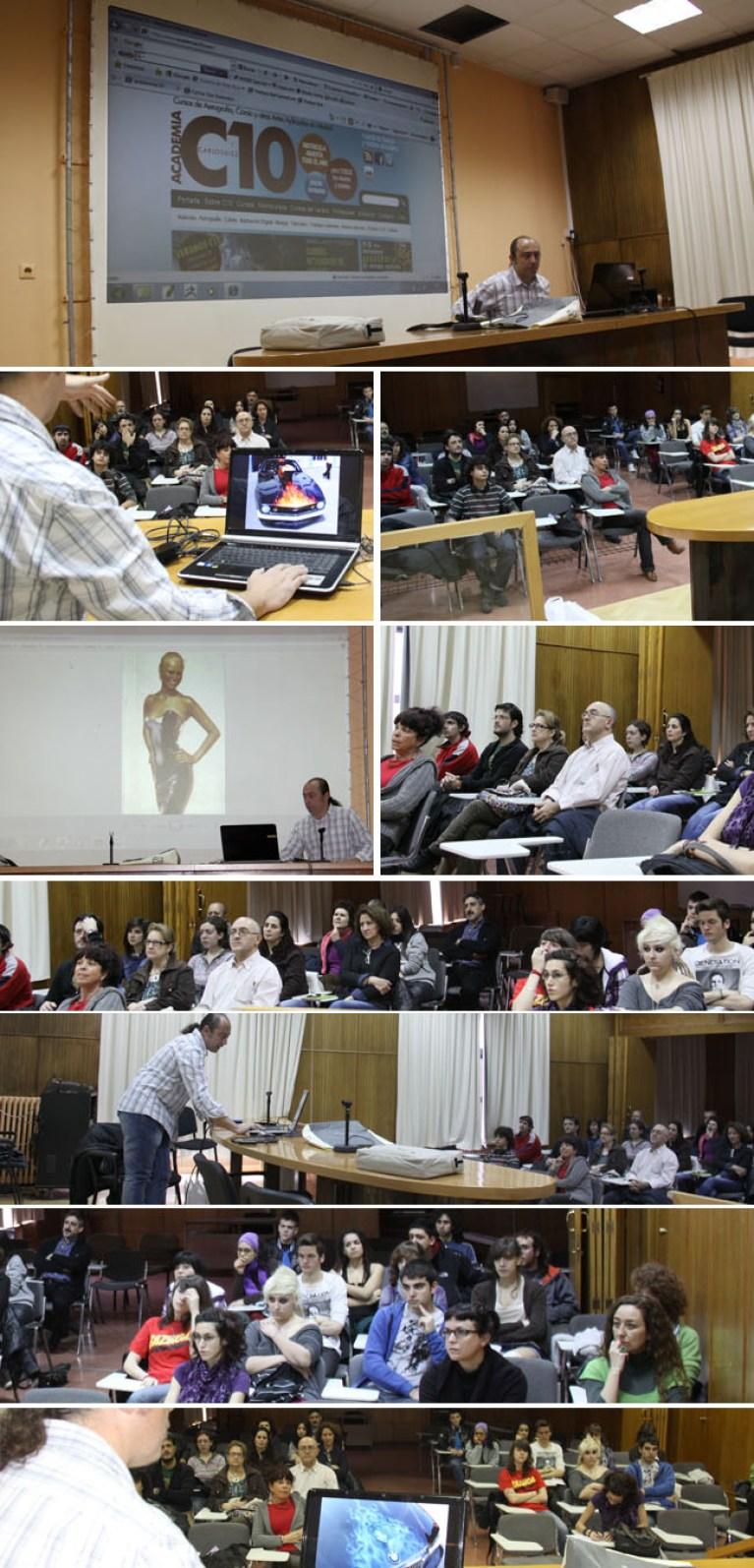 Conferencia de Carlos Díez