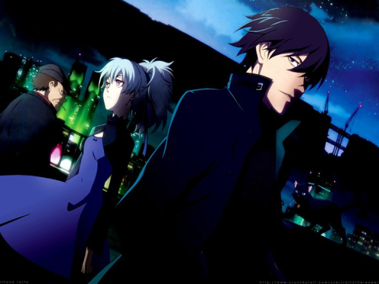 La gruta del cómic: Darker Than Black
