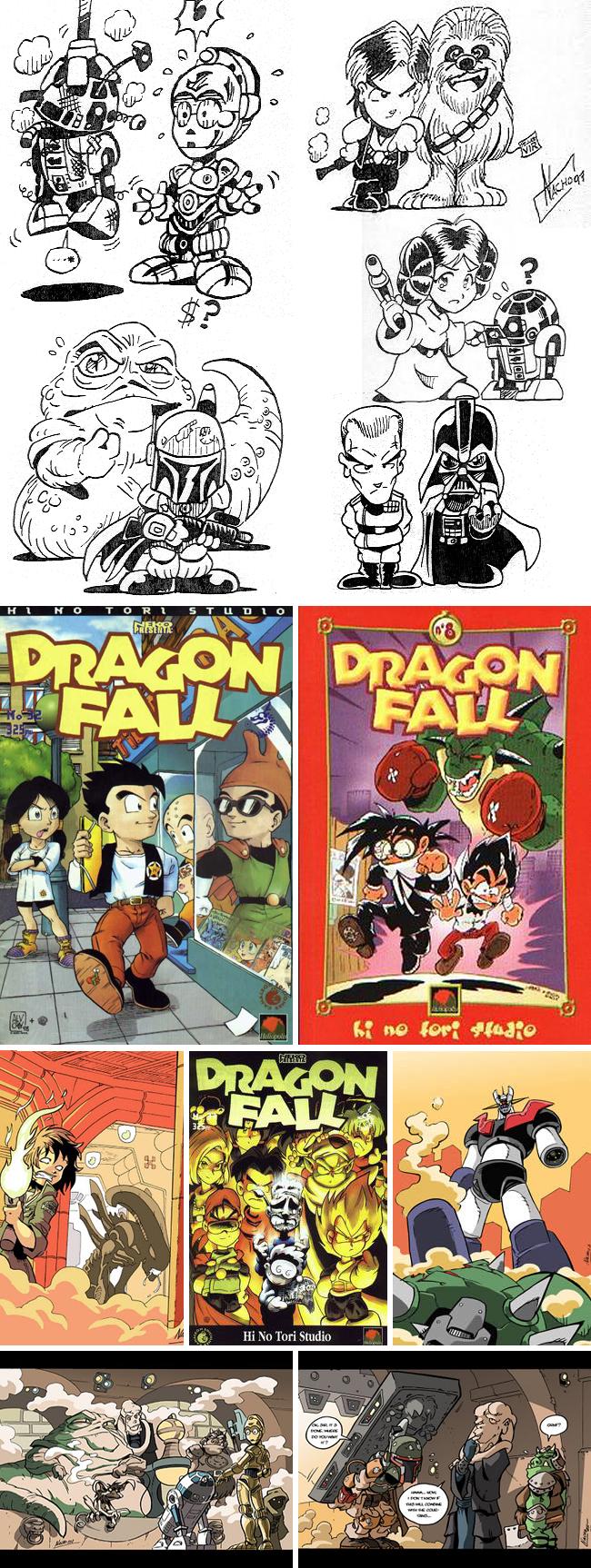 Nacho Fernandez academia c10 carlos diez cursos comic manga 2