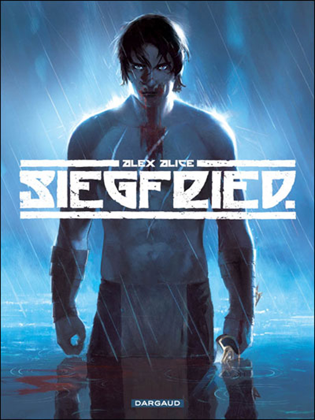 La gruta del Cómic: Siegfred