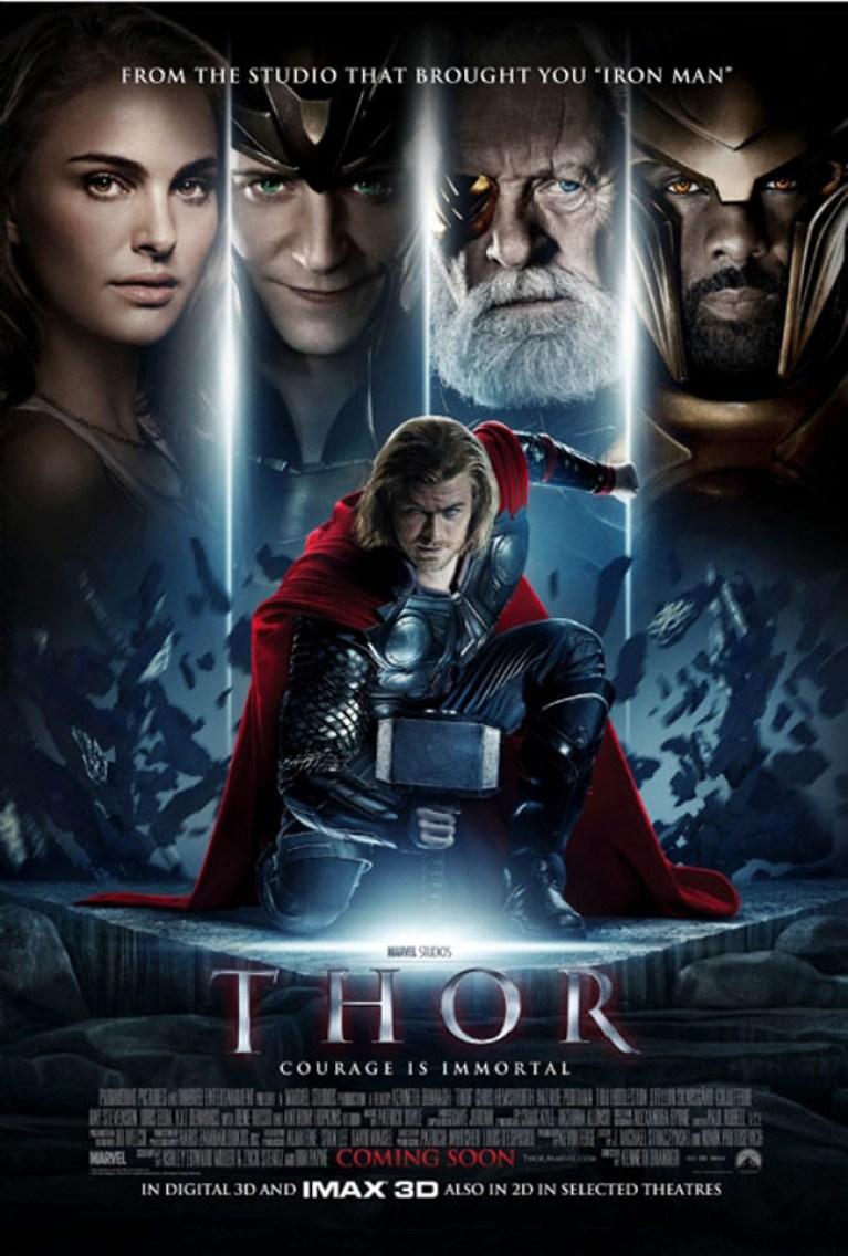 La gruta de Xose: Thor.