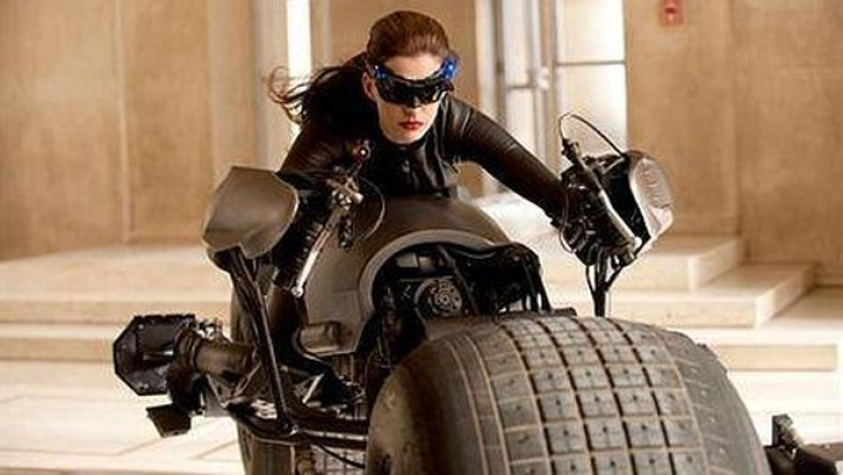 "Primera imagen de Catwoman en ""The Dark Knight Rises"""