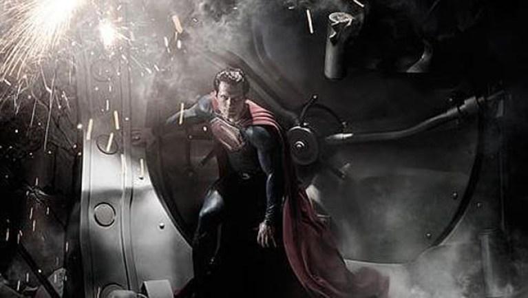 Primeras imágenes del nuevo Superman.