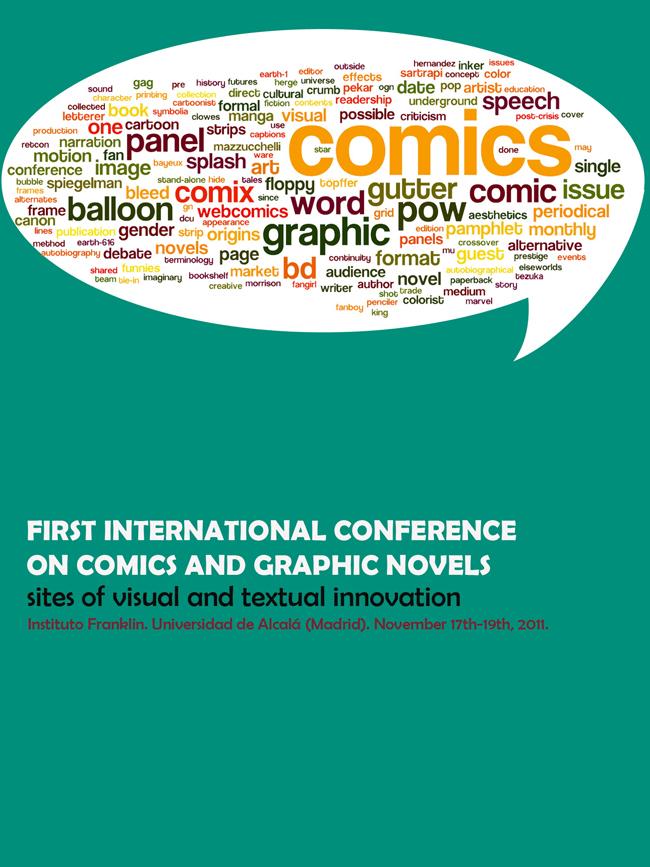 I Congreso Internacional sobre Cómic y Novela Gráfica