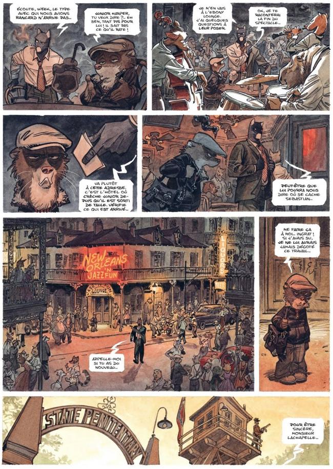 La gruta del cómic: Blacksad