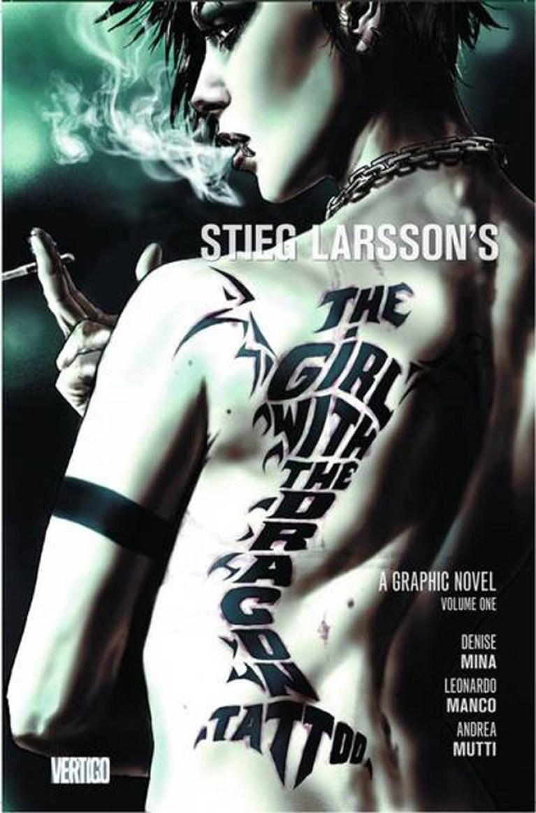 Millennium' de Stieg Larsson tendrá tres adaptaciones al cómic.