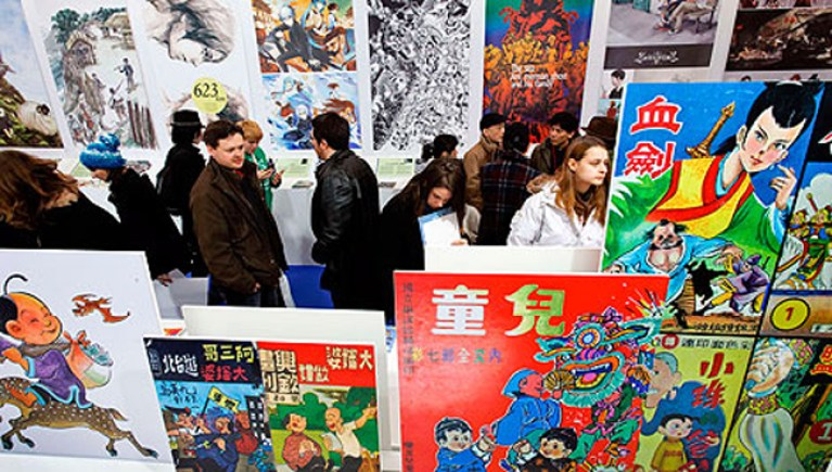 ENTERTJean-Claude Denis y el cómic independiente triunfan en Angouleme