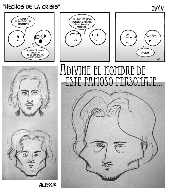 Tira cómica y caricatura en Academia C10