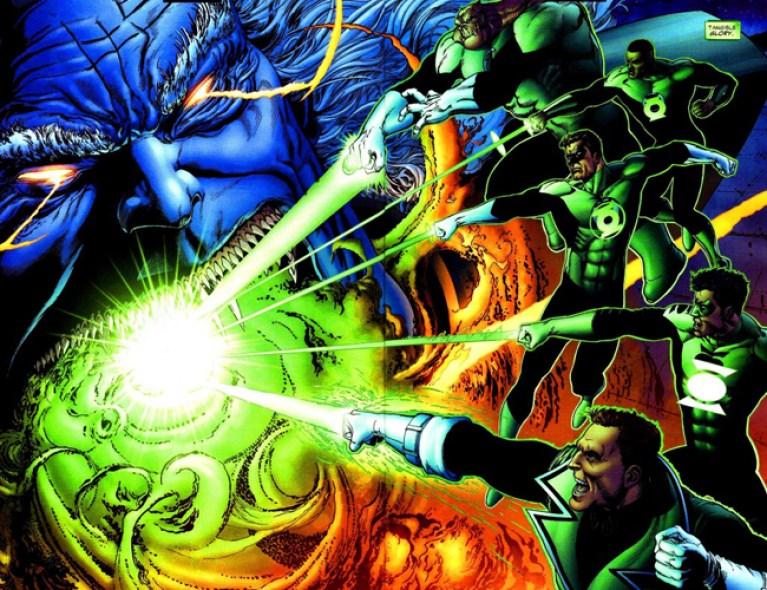 La gruta del cómic: Green Lantern