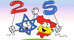 Inauguración Exposición gráfica 25 años de relaciones diplomáticas España-Israel