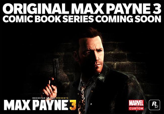 Max Payne en Academia C10