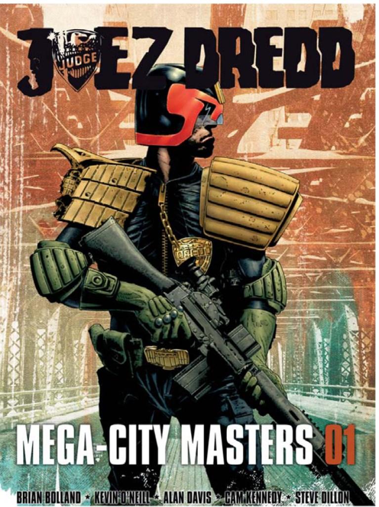 Mega-City Masters 01