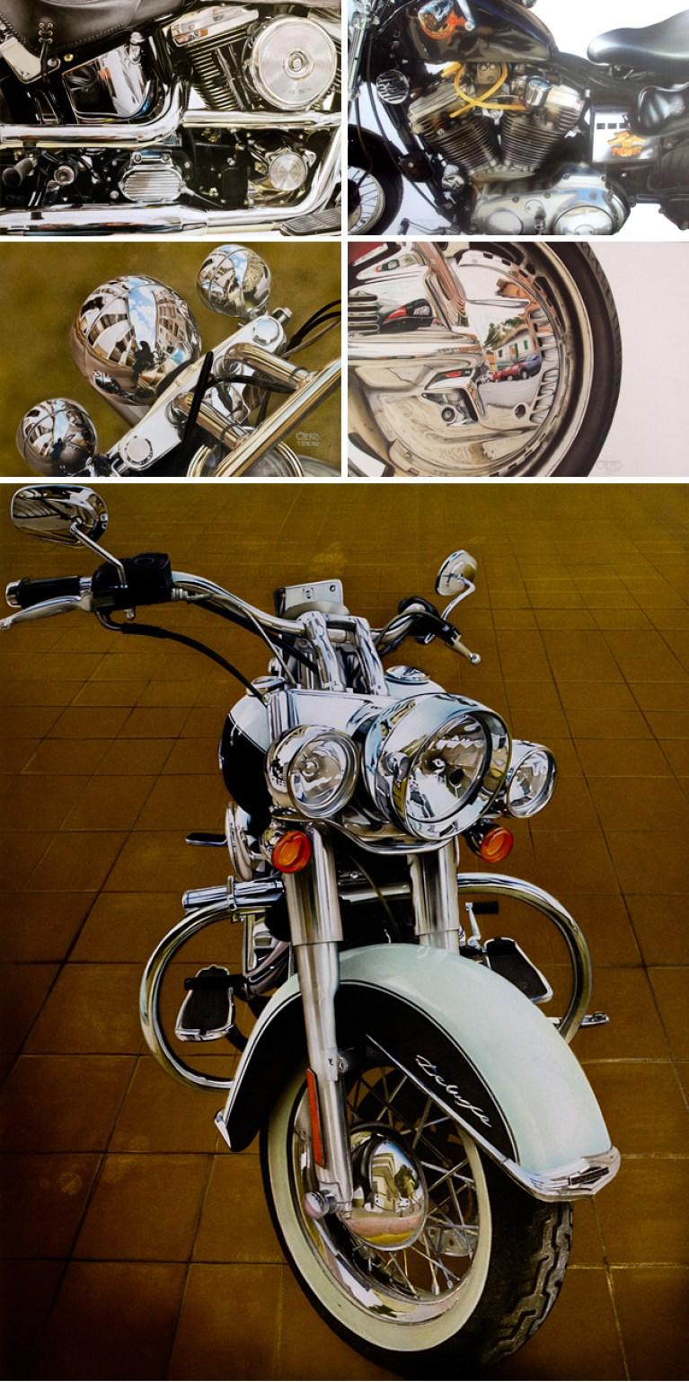 cromados-aeografia-ilustracion-trabajo-alumno-Manuel Otero-moto-custom