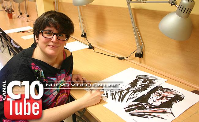 ProfesoresC10-CarlaBerrocal-Dibujo-Comic-Proyectos-Madrid-Academiac10