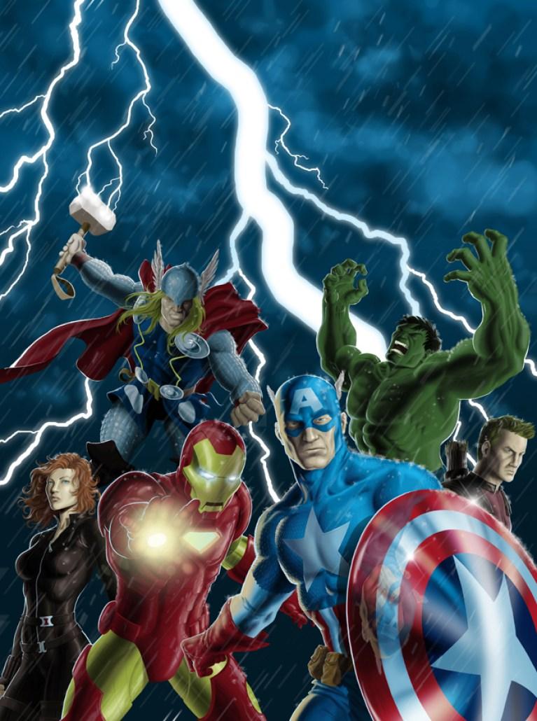 """Tutorial de """"Los Vengadores"""": capítulo final"""