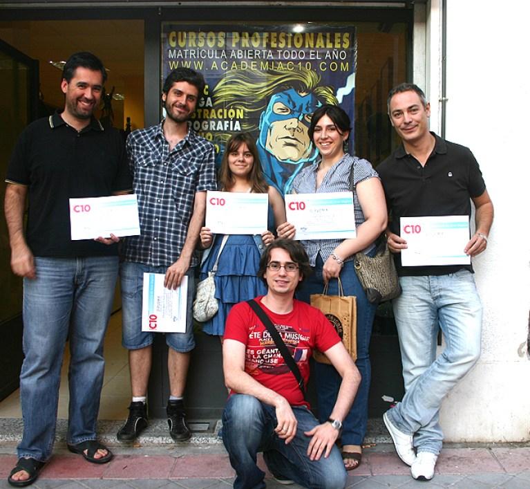 Digital-Curso-verano-AcademiaC10-Madrid-Carlos Perez-Arte