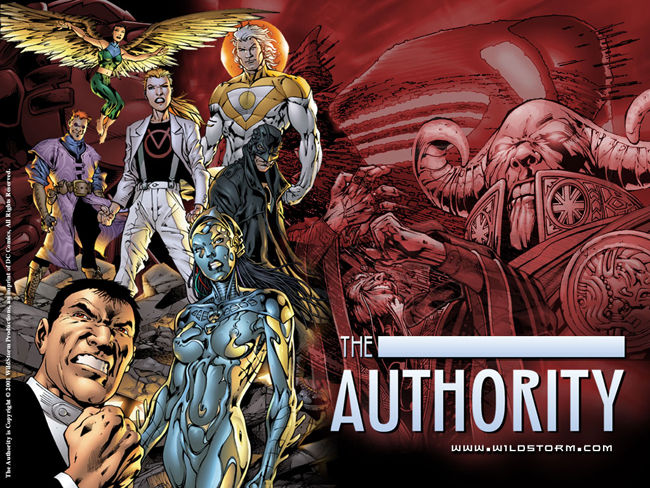 The_Authority_Team_by_Quitely_ilustracion_comic_dibujo_profesional_super_heroes
