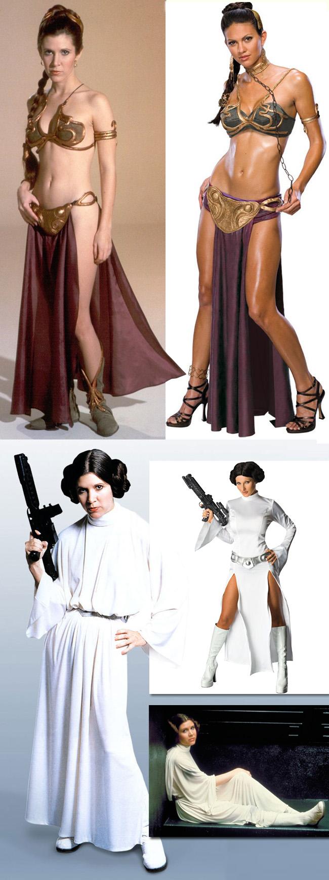 Leia-Princesa-Star-Wars-sexy-girl-pin-up-moda-concept-art-bikini-vestuario