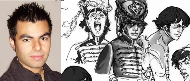 ivangil-comic-dibujo-aprender-entrevistas-Madrid