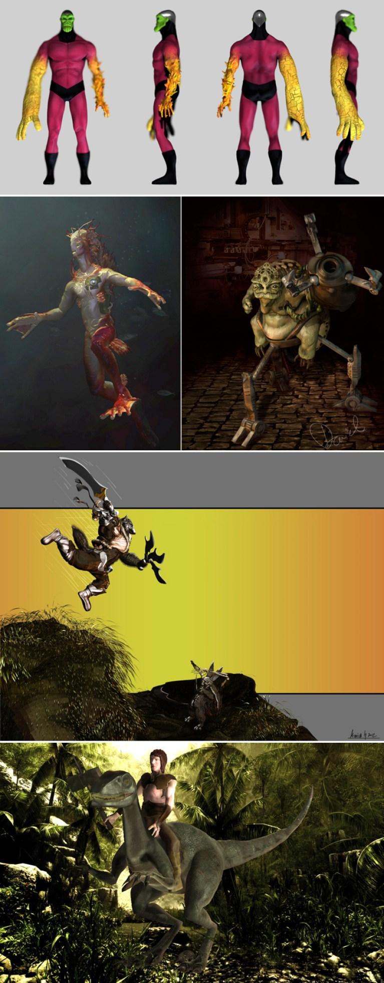 Zbrush-Madrid-Cursos-Animacion-Academiac10-videojuegos