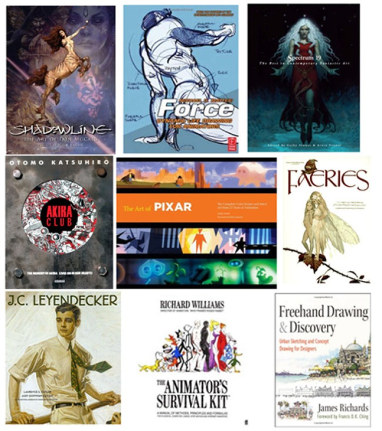 libros-dibujo-profesional-cursos-verano-madrid-academiac10