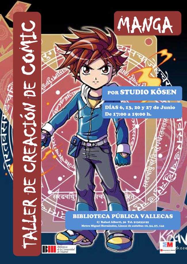 curso-comic-manga-talleres-bibliotecas-madrid-gratis-diana-fernandez-academiac10
