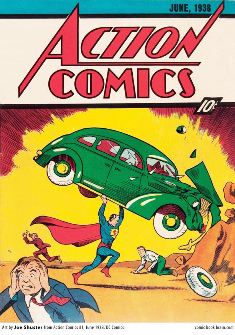 Halla-un-tesoro-detras-de-la-pared-un-ejemplar-de-Superman-valorado-en-mas-de-135-000-dolares