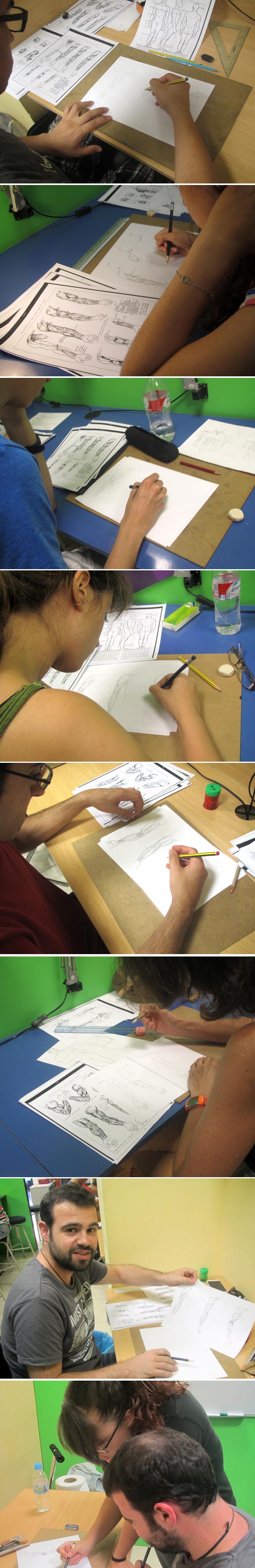curso-intensivo-verano-dibujo-profesional-madrid-academiac10-trabajos-alumnos