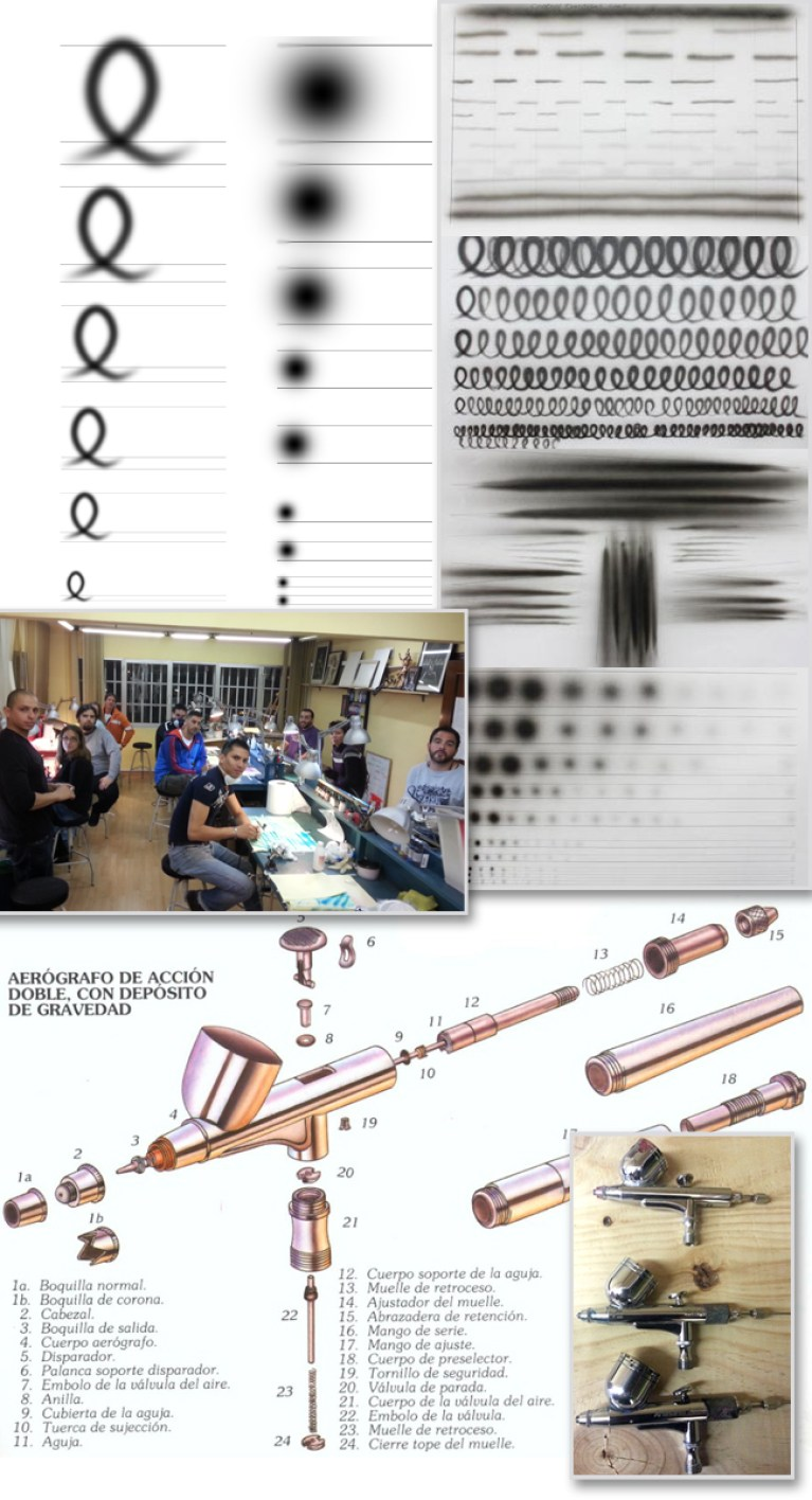 aerografia-curso-barato-academia-c10-ilustracion-aerografo-carlos-diez-madrid