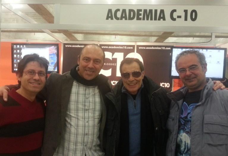 expocomic-azpiri-clemente-carlos-diez-academiac10-masterclass-madrid