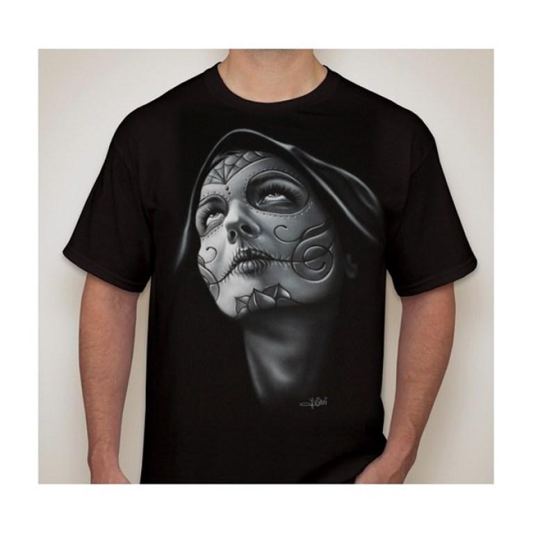pintura pintar camisetas con aerografo aerografia academia c10 cursos carlos diez