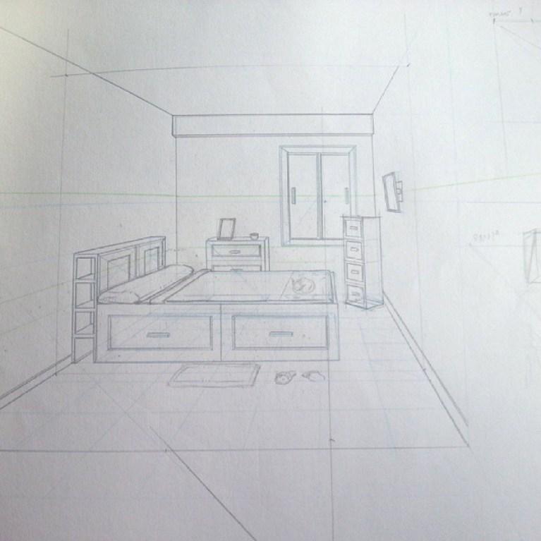 ejercicios-perspectiva-curso-dibujo-aprender-academiac10-madrid-trabajos-alumnos