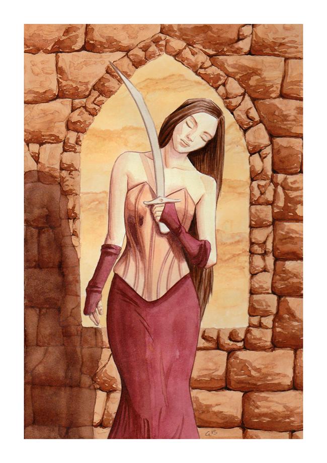 ilustración Ana