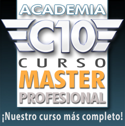 Curso_Master_ART_10_Academia C-10 Dibujo, comic, animación, aerografia