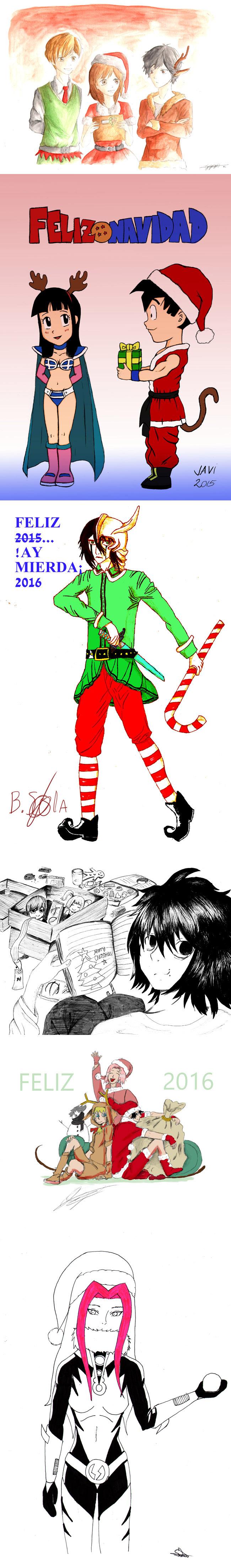 curso_comic_manga_fanarts_navidad_trabajos_alumnos_academiaC10_madrid_2