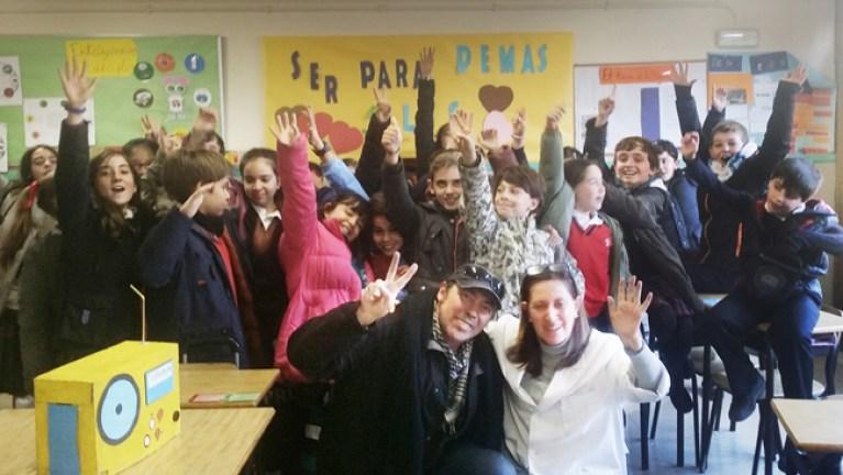 Carlos Diez-niños-Colegio-Virgen-Milagrosa-Madrid